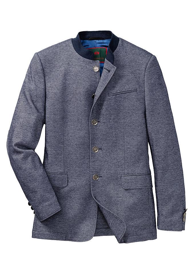 Reitmayer Pánský krojový kabátek z žerzeje
