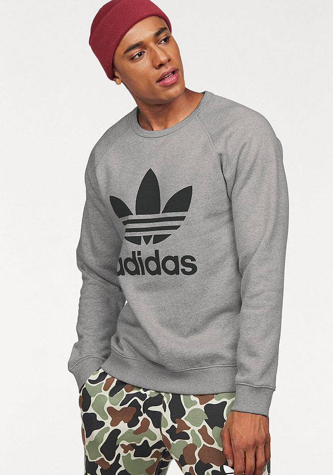 adidas Originals Mikina »TREFOIL FLEECE CREW«