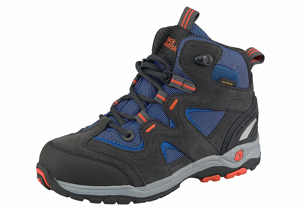 Jack Wolfskin All Terrain Turistická obuv