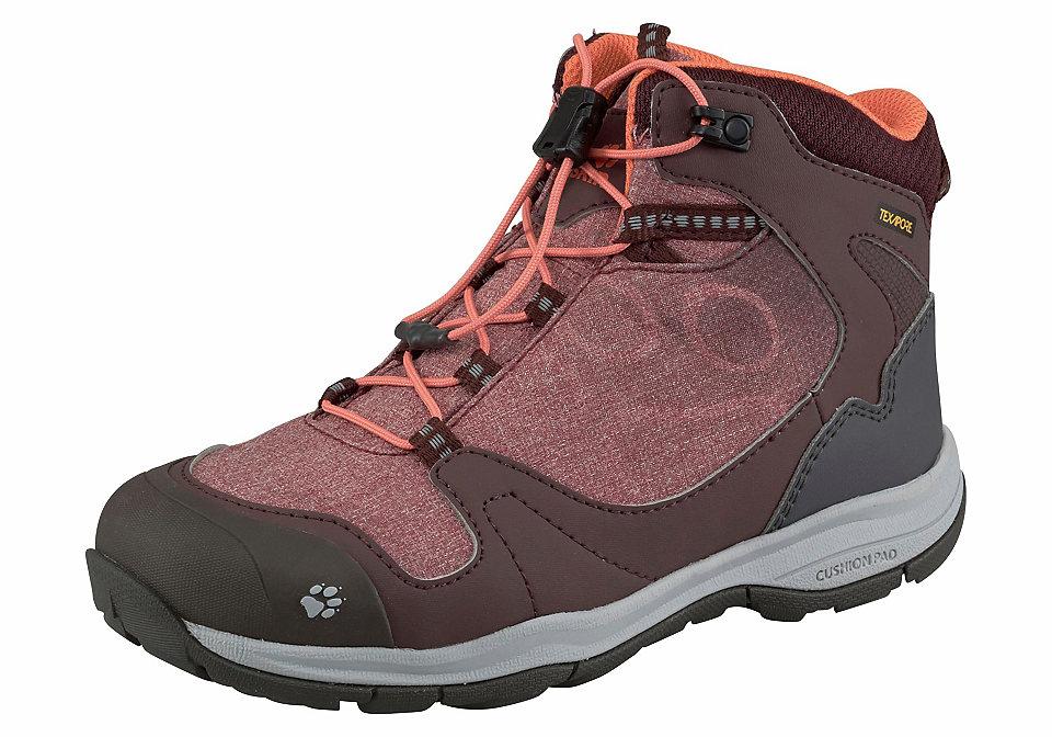Jack Wolfskin Turistická obuv »Grivla Texapore Mid G«