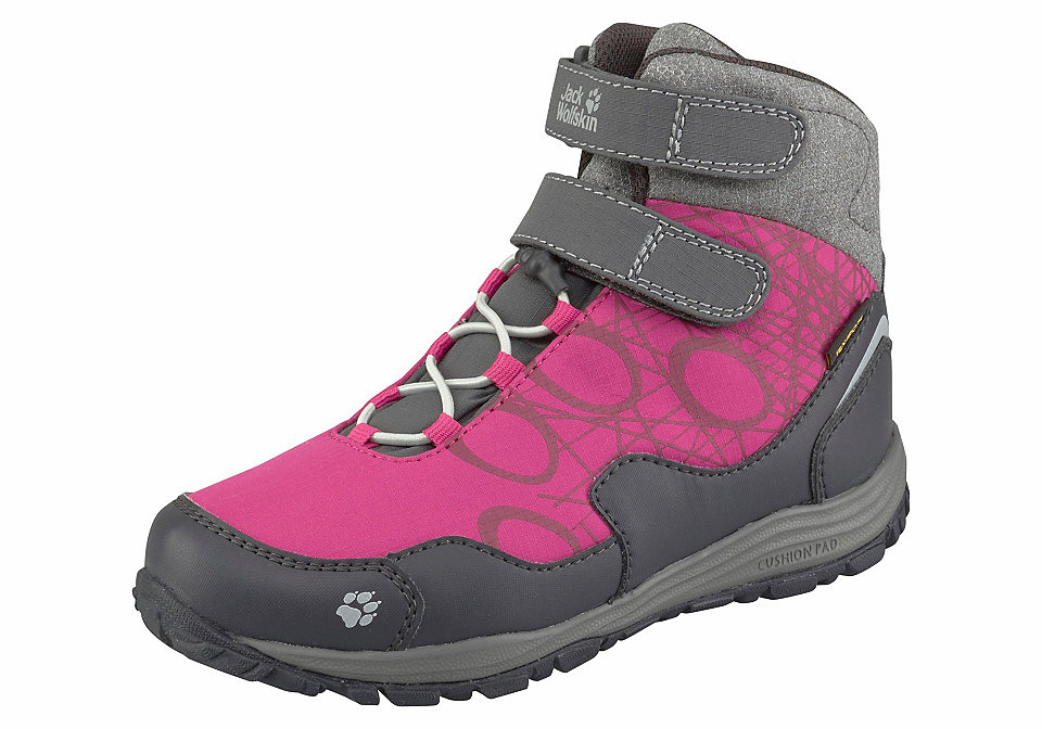 Jack Wolfskin Turistická obuv »Portland Texapore High VC G«