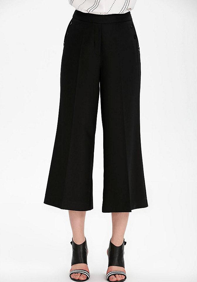 adL Kalhotová sukně