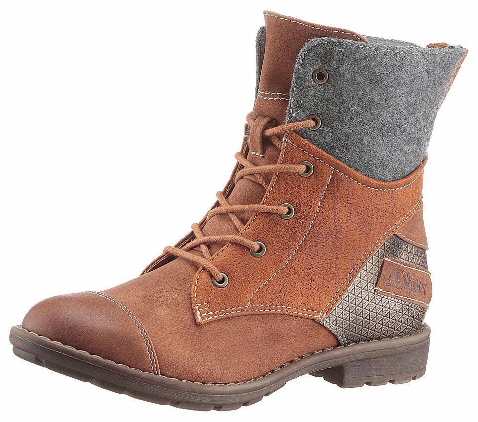 s.Oliver RED LABEL Zimní boty