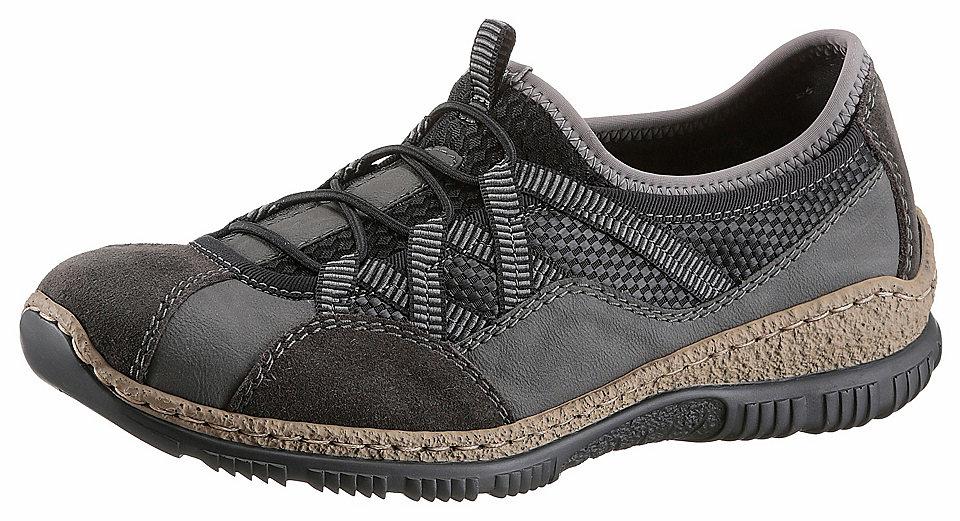 Rieker Rieker Nazouvací boty šedá-hnědošedá - EURO velikost 36