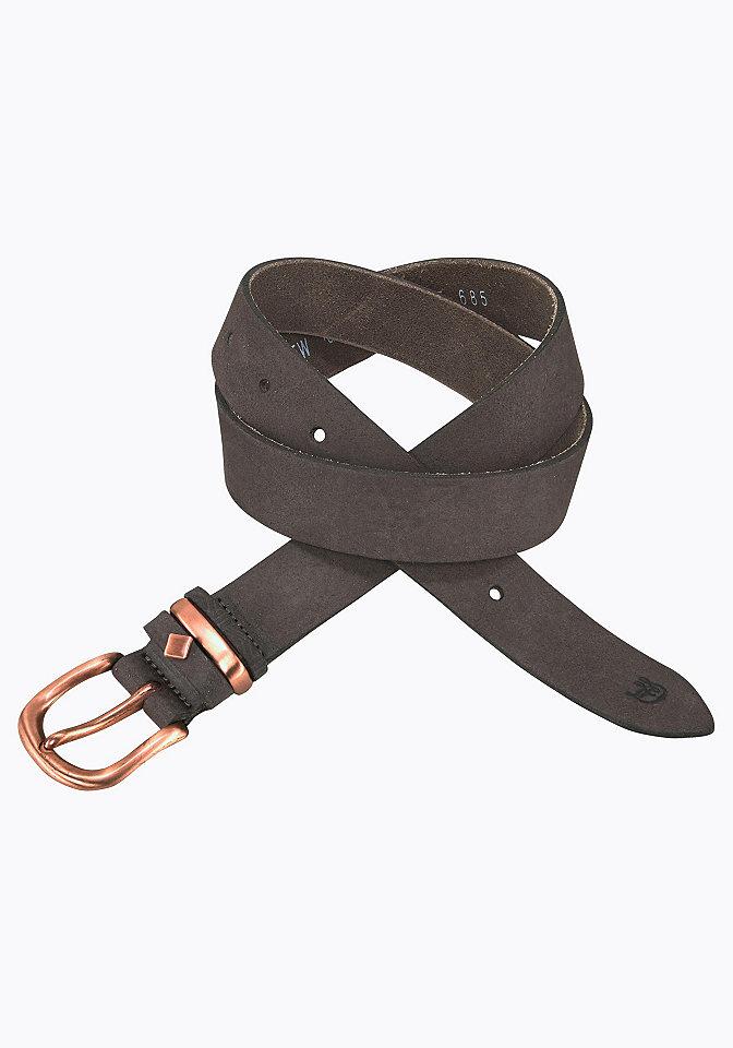 Tom Tailor Denim Kožený pásek