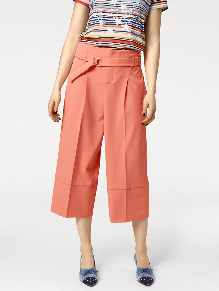 RICK CARDONA by heine Kalhotová sukně-stuha na uvazování