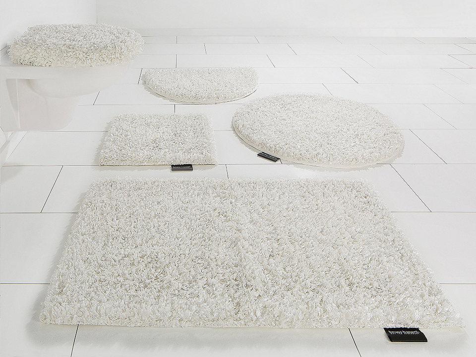 Koupelnová předložka, Bruno Banani »Manu« výška 22 mm, protiskluzová úprava