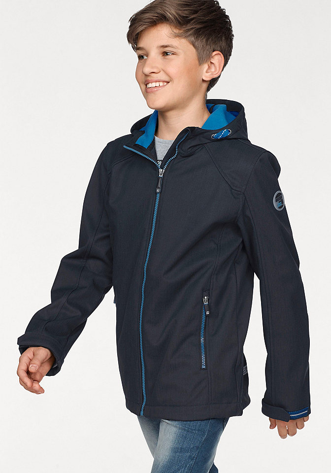 Killtec Softshell bunda »LINO JR«