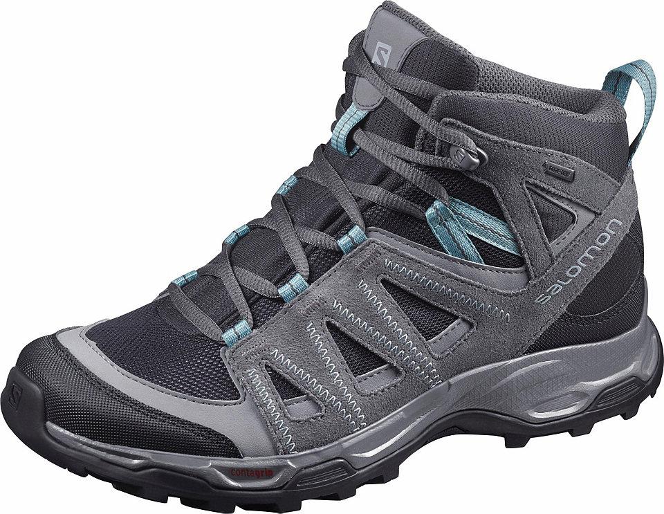 Salomon Turistická obuv »Ravenrock Mid Goretex W«
