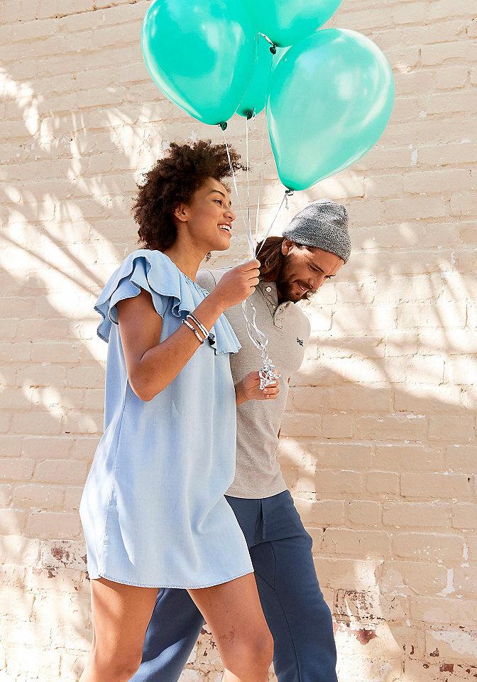 Mavi Jeans Riflové šaty