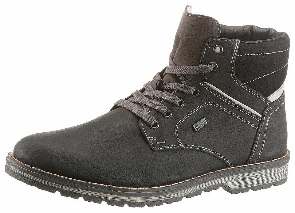 Rieker Rieker Šněrovací boty tmavě šedá - EURO velikost 40