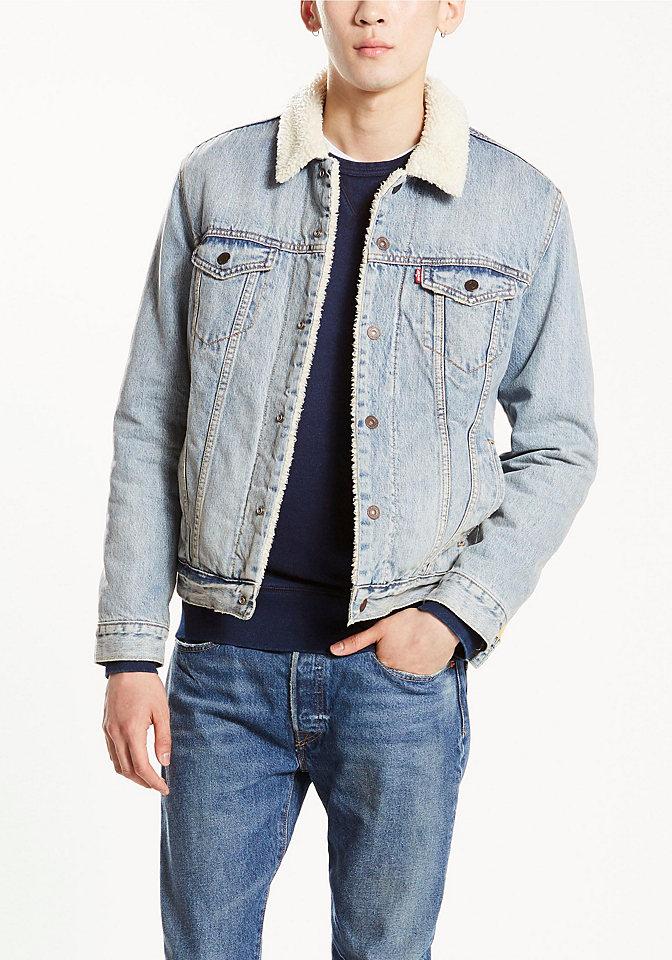Levi's® Riflová bunda