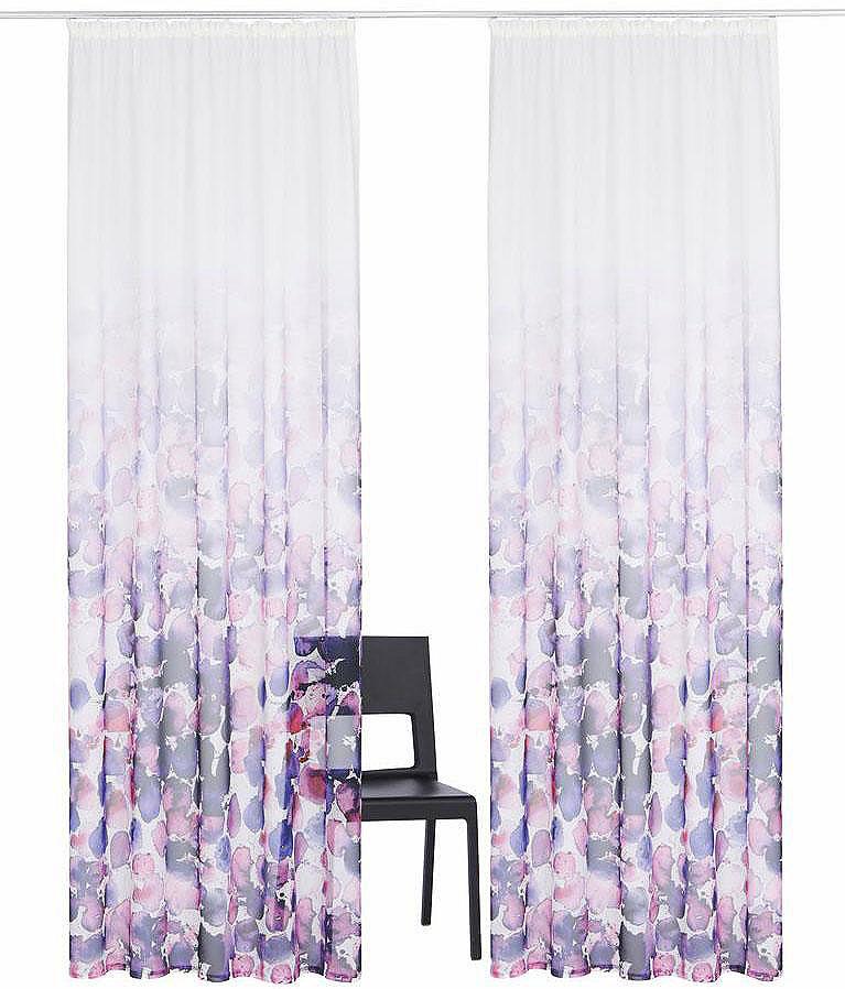 Závěs, Guido Maria Kretschmer »Sakura« řasící páska (2 ks)