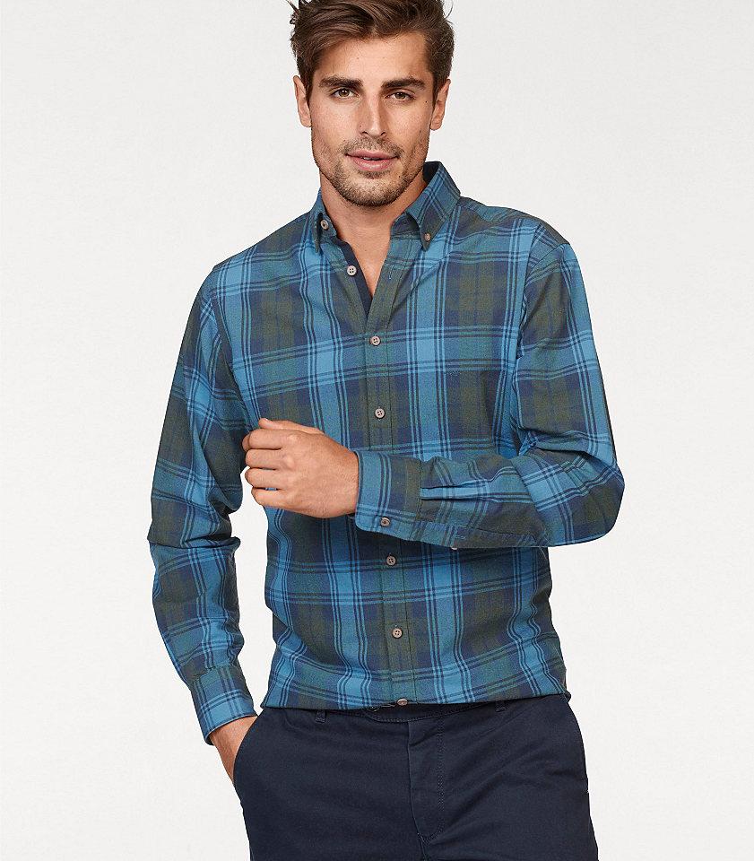 FYNCH-HATTON Flanelová košile