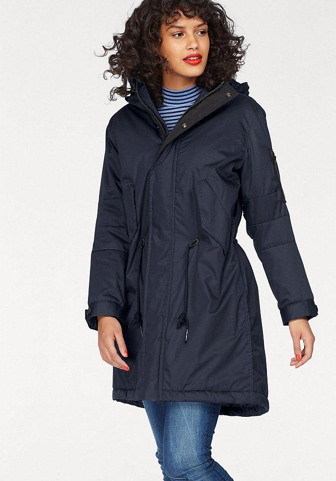 G-star G-Star Dlouhá bunda »Rackham« námořická modrá - standardní velikost XS (34)