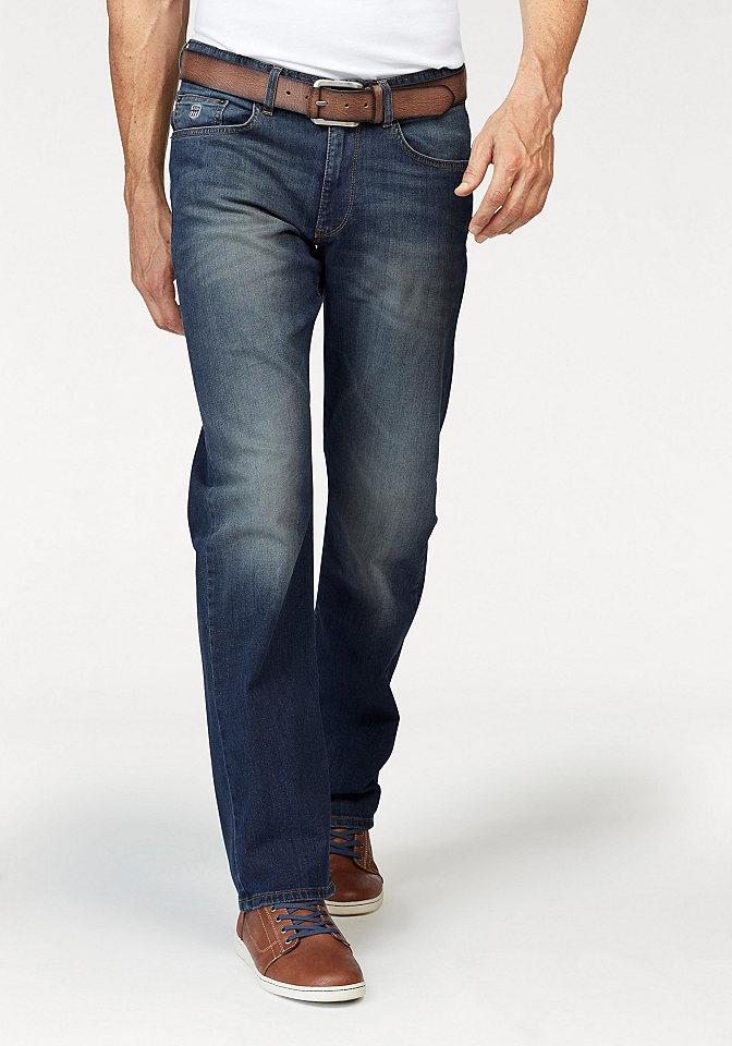 Rhode Island Rhode Island Strečové džíny light blue used - délka 34 42