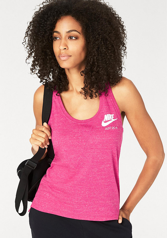 Nike Sportovní top »W NSW GYM VINTAGE TANK«