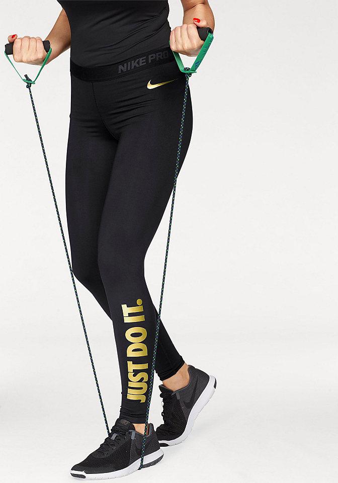 Nike Sportovní legíny »W NIKE PRO TIGHT JUST DO IT«