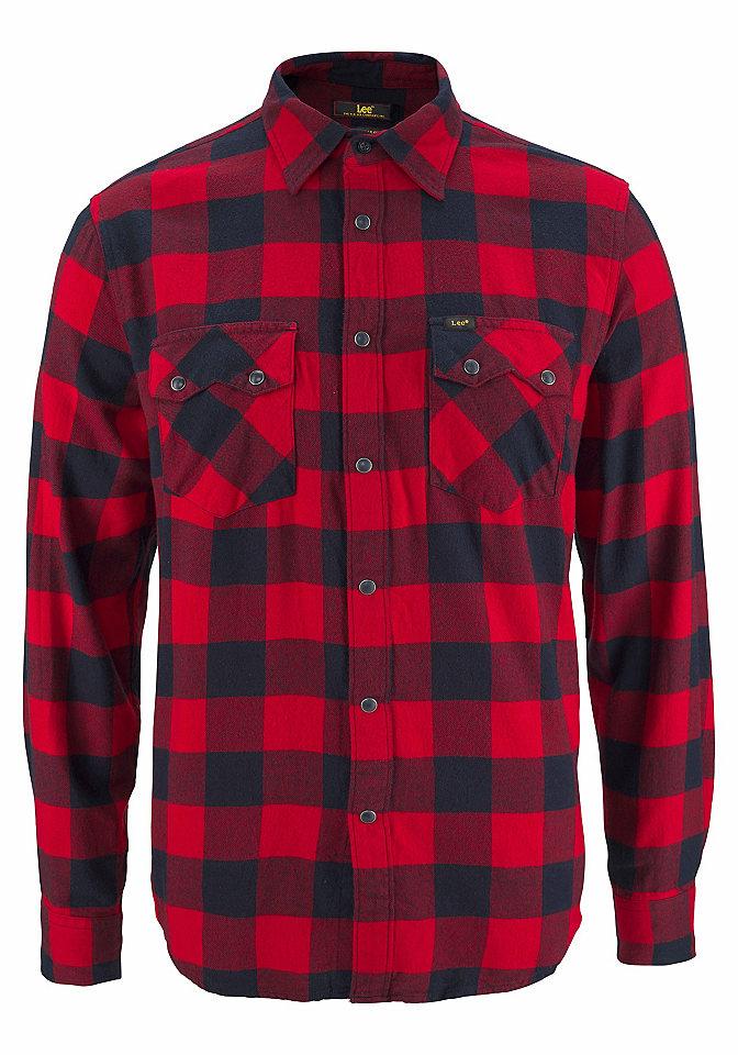 Lee Flanelová košile