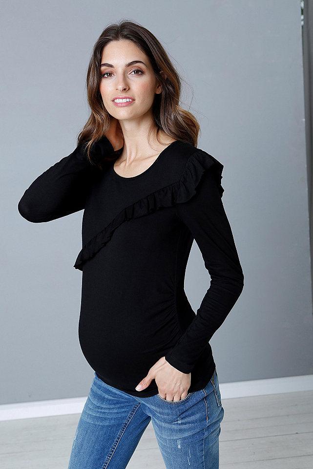 Neun Monate Těhotenské tričko