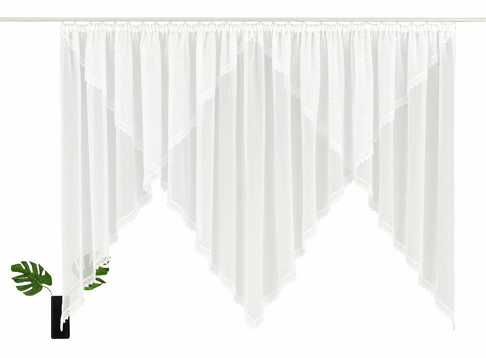 Záclona, my home »Missy« řasící stuha (1 ks)