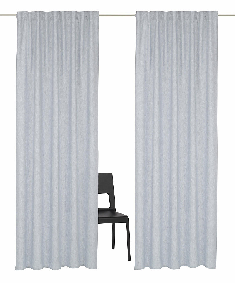 Záclona, Home affaire Collection »Lazy« řasící stuha (2 ks)