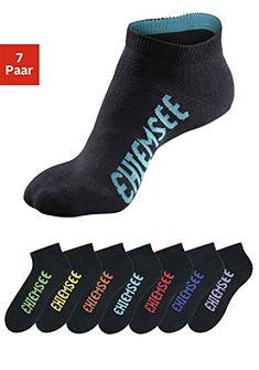 Kotníčkové ponožky, Chiemsee (7 párů)