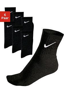 Sportzokni, Nike (3 vagy 6 pár) bordás szegőpánttal
