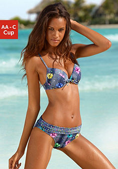 Push-up bikini, Bruno Banani