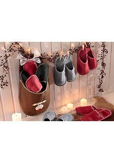 Souprava-papuce pro hosty