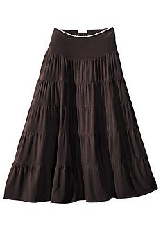 Plážová dlhá sukňa