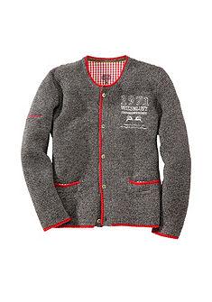Krojová svetr s výšivkou, OS-Trachten