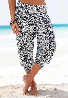 Venice Beach Pumpkové nohavice