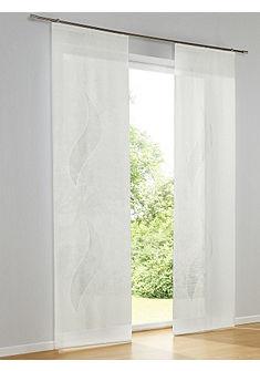 Home Wohnideen Panelový záves, mierne transparentný