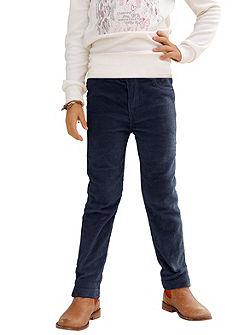CFL Menčestrové nohavice pre dievčatá