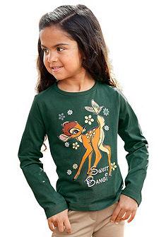 Disney Bambi Tričko s dlouhým rukávem pro dívky