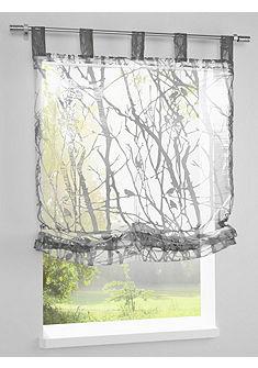 heine home átlátszó raffroló ágas mintával