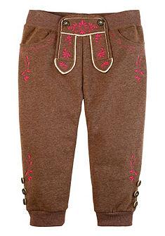 Krátké kalhoty, kožený vzhled, Krüger Madl