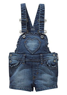Kidoki Džínové  laclové kalhoty, pro dívky