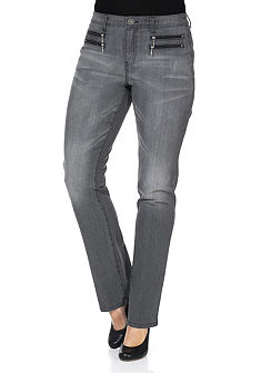 sheego Denim Streccs farmernadrág