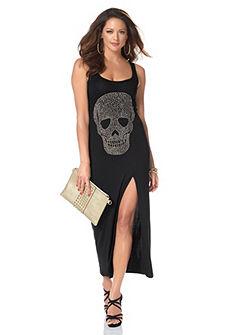 Melrose Maxi ruha »Halálfej«