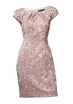 Ashley Brooke by heine Šaty s výrazným květinovým vzorem