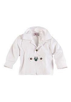 Krojová košile pro miminka s výšivkou, Turi Landhaus