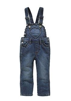 Kidoki Džínové šortky na šle, pro dívky