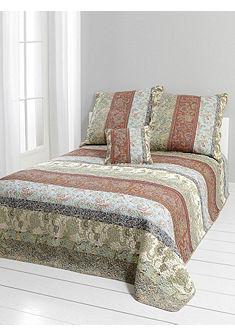 Obojstranná prikrývka na posteľ