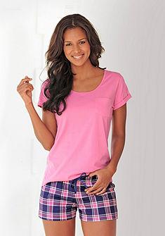 Pyžamové krátké kalhoty