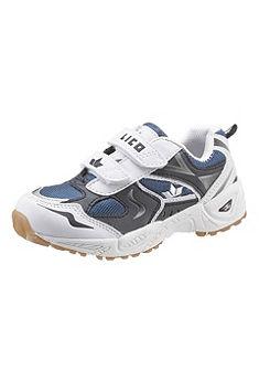 LICO tépőzáras cipő kivehető betéttel