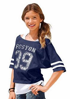 Arizona nyomott mintás póló (szett), lányoknak