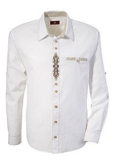 Krojová košeľa s výšivkou, OS-Trachten