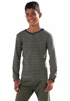 Tričko s dlhým rukávom, detské